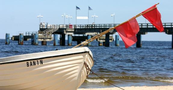 Ostsee Urlaub Bansin