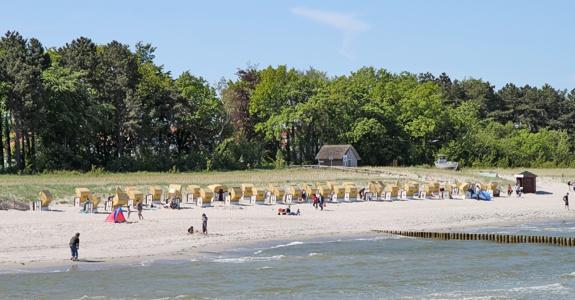 Ostseeurlaub 2014